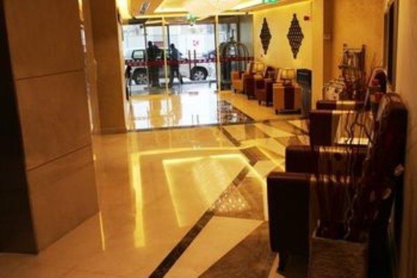 Апартаменты Dunes Hotel Apartments Al Barsha - фото 15