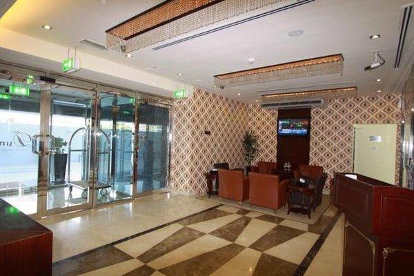 Апартаменты Dunes Hotel Apartments Al Barsha - фото 16