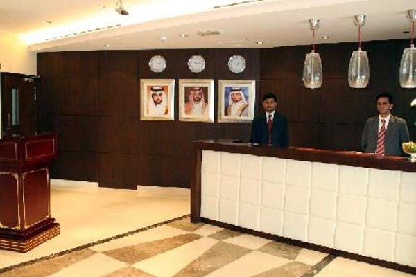 Апартаменты Dunes Hotel Apartments Al Barsha - фото 17