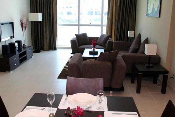 Апартаменты Dunes Hotel Apartments Al Barsha - фото 18
