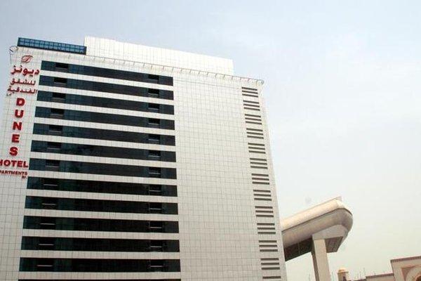 Апартаменты Dunes Hotel Apartments Al Barsha - фото 22