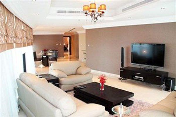 Апартаменты Dunes Hotel Apartments Al Barsha - фото 4
