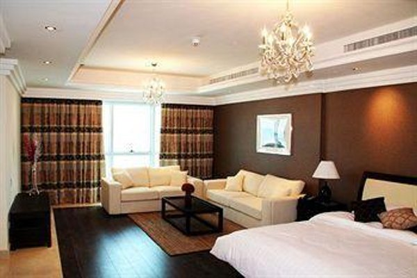 Апартаменты Dunes Hotel Apartments Al Barsha - фото 5