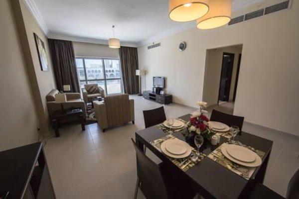 Апартаменты Dunes Hotel Apartments Al Barsha - фото 6