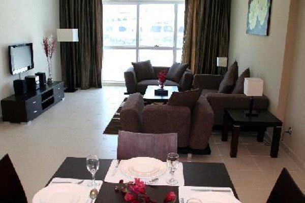 Апартаменты Dunes Hotel Apartments Al Barsha - фото 7
