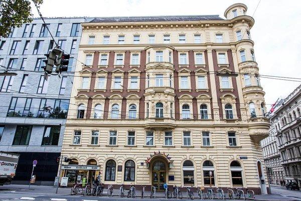 Hotel Atlanta - фото 38