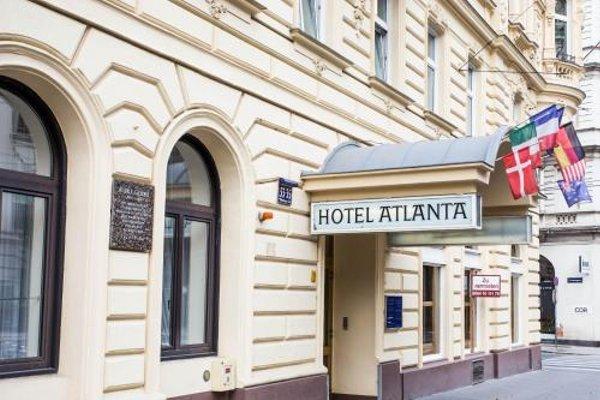 Hotel Atlanta - фото 21