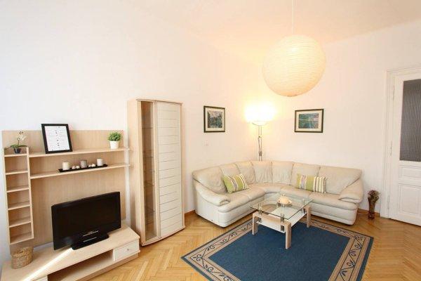 CheckVienna - Edelhof Apartments - фото 13