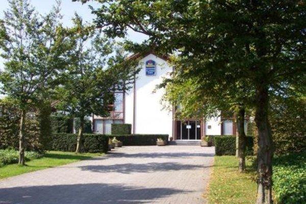 Best Western Flanders Lodge Hotel - фото 21
