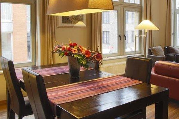 Apartments Ypres - фото 12