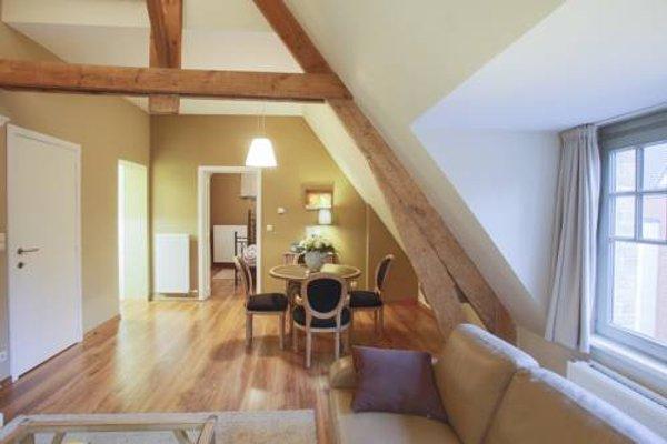 Apartments Ypres - фото 15