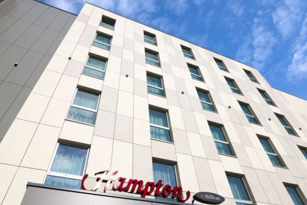 DoubleTree by Hilton Krakow Hotel & Convention Center - фото 101