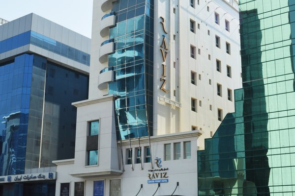 Raviz Center Point Hotel - фото 50