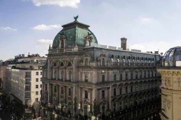 Vienna Apartment am Graben - фото 19