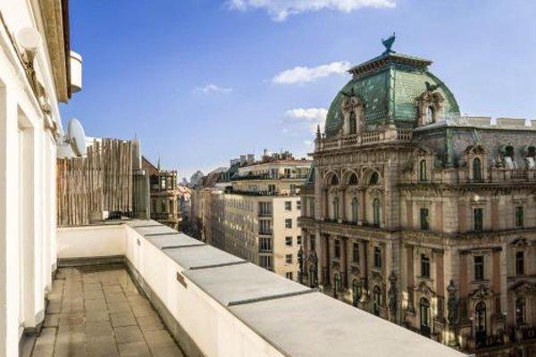 Vienna Apartment am Graben - фото 20