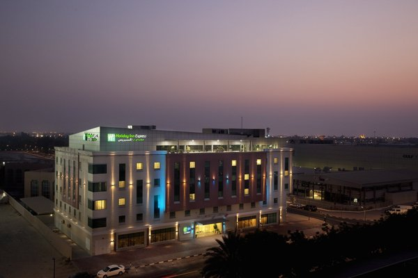 Holiday Inn Express Dubai Safa Park - фото 22