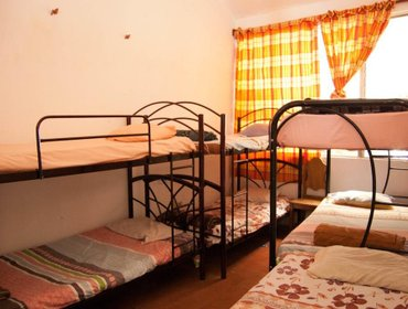 Хостел Huellas Hostal Antigua