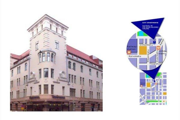 City Apartments - Helsinki - фото 17