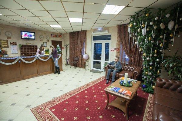 Гостиница Юбилейная - фото 69