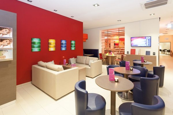 FourSide Hotel Vienna City Center - фото 12