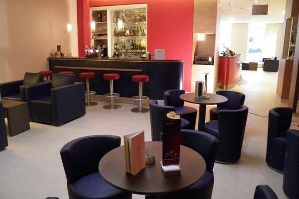 FourSide Hotel Vienna City Center - фото 13