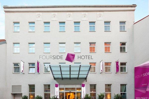 FourSide Hotel Vienna City Center - фото 23