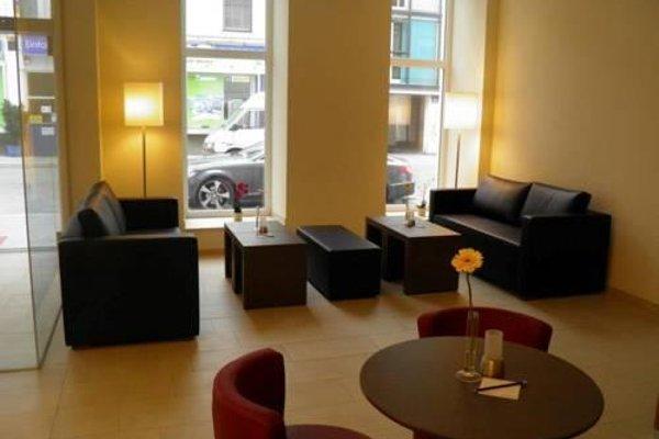 FourSide Hotel Vienna City Center - фото 4