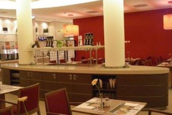 FourSide Hotel Vienna City Center - фото 9