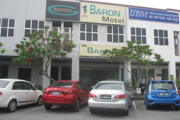 1 Baron Motel - 22