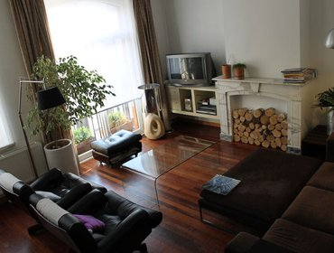 อพาร์ทเมนท์ Sunny Duplex Apt. In Belle Epoque Area 150 Sq.m.