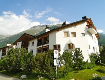 Апартаменты 1 Bedroom Apartment in Bever - Bernina