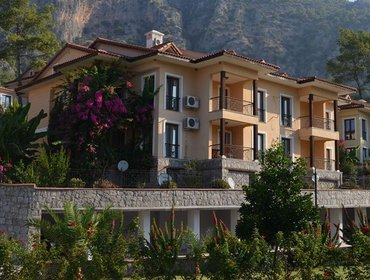 Апартаменты Palm 26 Apartment in Fethiye