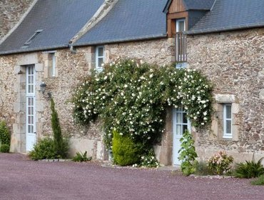 Гестхаус Cottages Piscine Vue Mer du Vauhariot