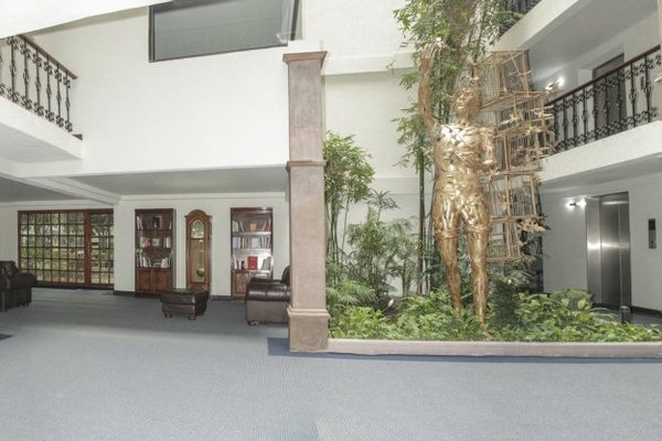 Radisson Hotel Del Rey Toluca - фото 12