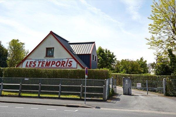 Residence Les Temporis Caen Nord - фото 16