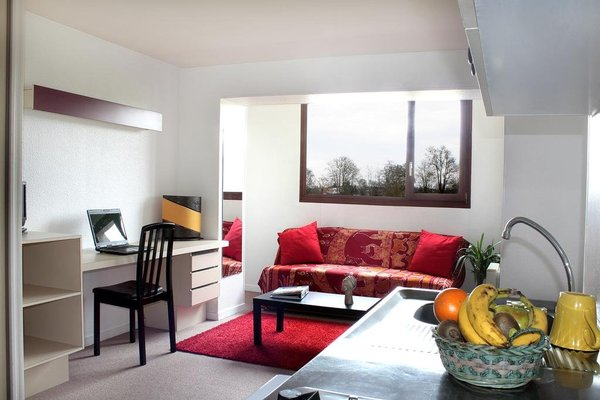 Residence Les Temporis Caen Nord - фото 5