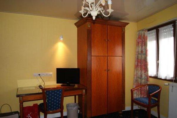 Hotel Courtonne - фото 10