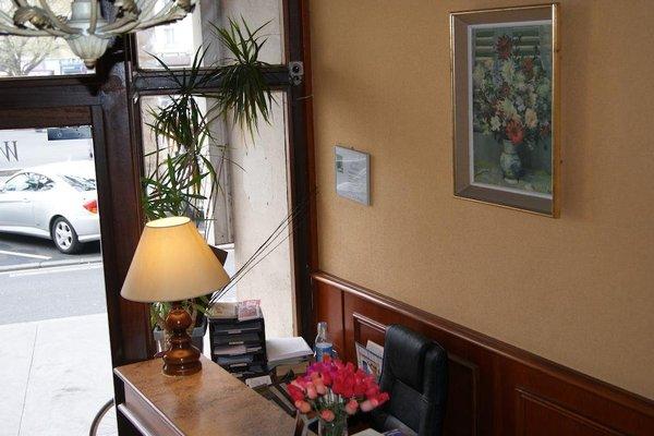 Hotel Courtonne - фото 11
