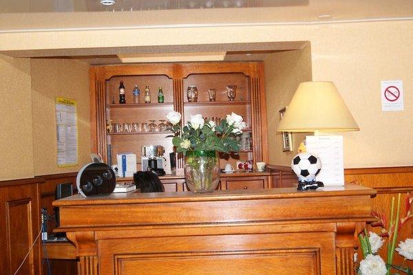 Hotel Courtonne - фото 19