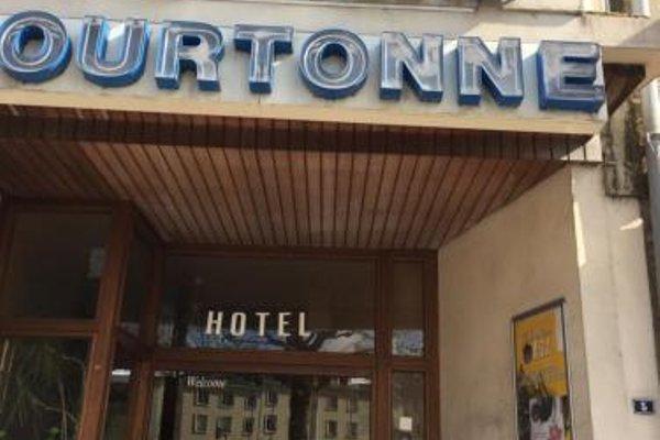 Hotel Courtonne - фото 23