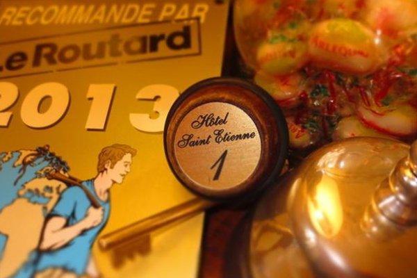 Hotel Saint Etienne - фото 14