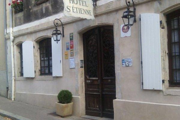 Hotel Saint Etienne - фото 18