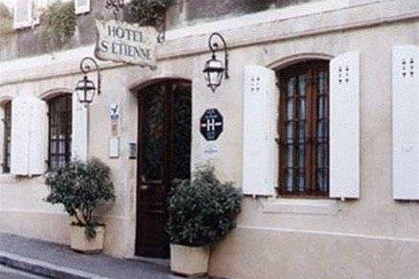 Hotel Saint Etienne - фото 19
