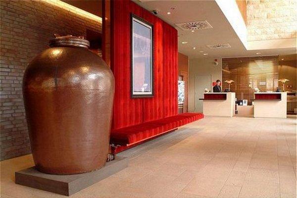 Radisson Blu Hotel, Hasselt - фото 11