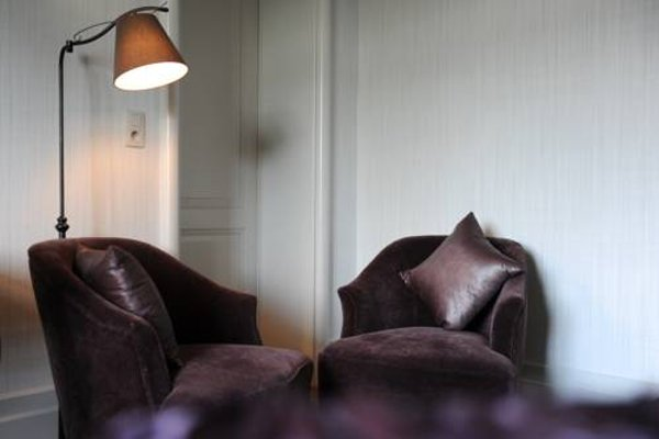 Charmehotel Villa Saporis - фото 11
