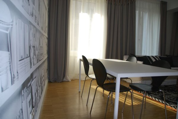 My Home in Vienna - Smart Apartments - Landstrasse - фото 17