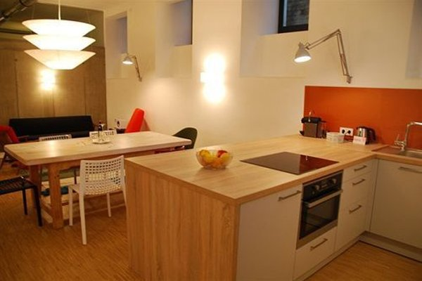 My Home in Vienna - Smart Apartments - Landstrasse - фото 18