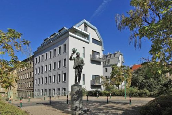My Home in Vienna - Smart Apartments - Landstrasse - фото 23