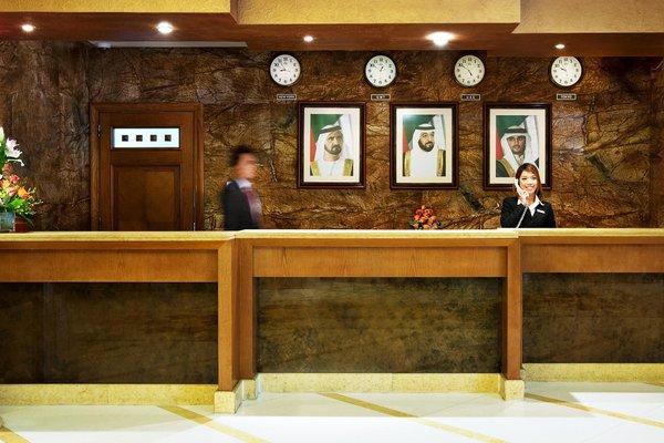 Avenue Hotel Dubai - фото 16