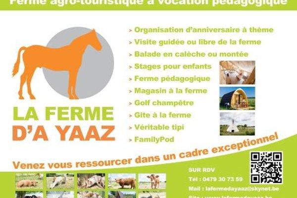La ferme d'a Yaaz - 19